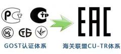 EAC认证是什么?CU-TR海关联盟认证办理